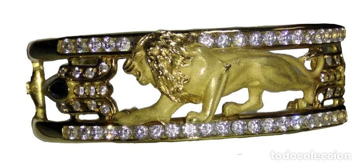 Joyeria: zafiros, esmeraldas, rubíes y circonitas en oro de 18 kl - Foto 14 - 171069007