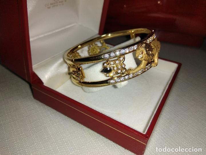 Joyeria: zafiros, esmeraldas, rubíes y circonitas en oro de 18 kl - Foto 16 - 171069007