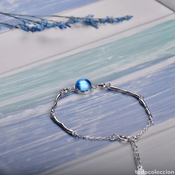 Joyeria: Pulsera de Plata y cristal pulido - Foto 5 - 171151874