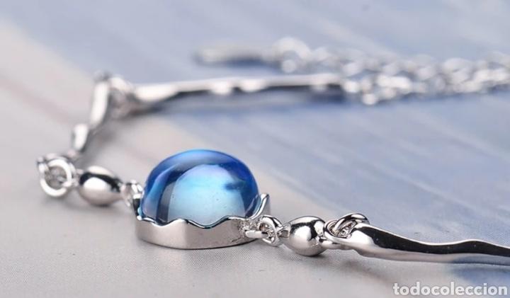 Joyeria: Pulsera de Plata y cristal pulido - Foto 7 - 171151874