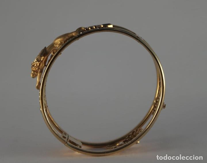Joyeria: zafiros, esmeraldas, rubíes y circonitas en oro de 18 kl - Foto 24 - 171069007