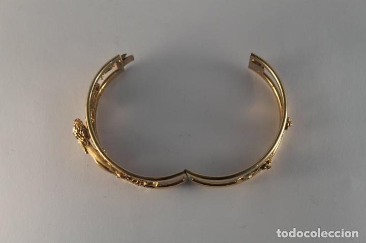 Joyeria: zafiros, esmeraldas, rubíes y circonitas en oro de 18 kl - Foto 31 - 171069007