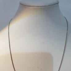 Joyeria: ELEGANTISIMA CADENA DE PLATA DE LEY 925 BRILLANTE. Lote 171550587