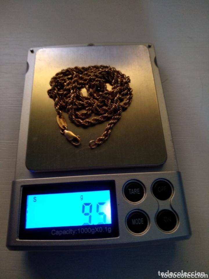 CADENA ORO 18 KT (Joyería - Cadenas Antiguas)