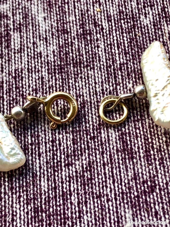Joyeria: Collar perlas largas con cierre de oro 750 - Foto 6 - 172371239