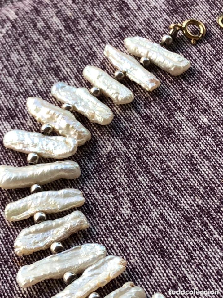 Joyeria: Collar perlas largas con cierre de oro 750 - Foto 7 - 172371239