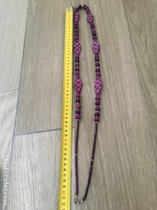 Joyeria: Collar de hueso - Foto 9 - 172412778