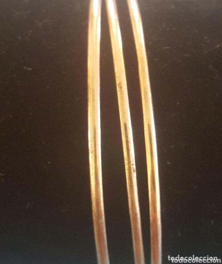 Joyeria: Conjunto 3 pulseras Plata 925mm - Foto 2 - 173252882