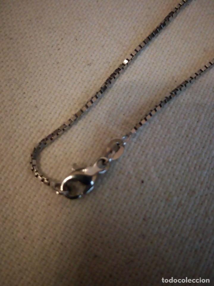 Joyeria: Precioso colgante de plata con una perla cultivada y circonitas,cadena de plata - Foto 6 - 173579434