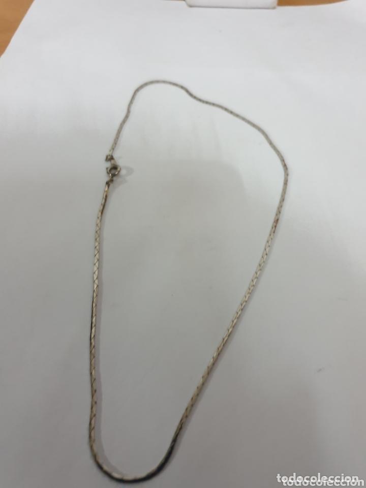 Joyeria: Elegante finisima brillante cadena 40 centimetros - Foto 3 - 173600677