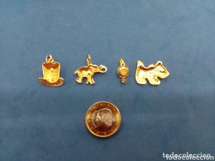 Joyeria: Lote 4 colgantes de Oro 14K GF 1/20 - Foto 3 - 173967607