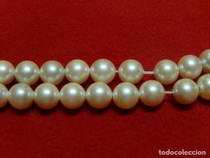 Joyeria: Pulsera de perlas, plata y coral. - Foto 13 - 174535698