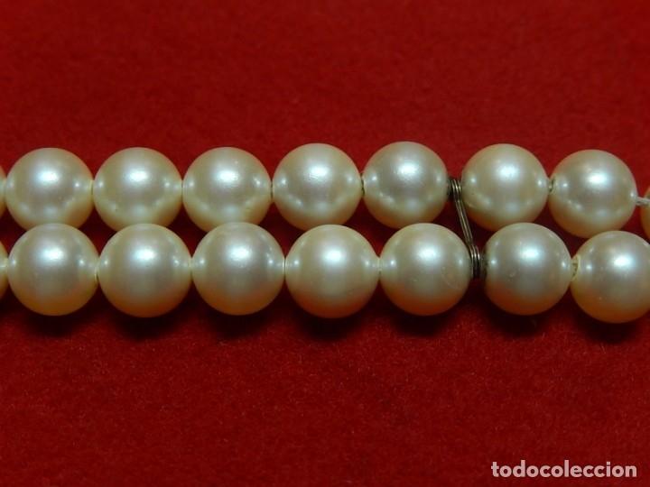 Joyeria: Pulsera de perlas, plata y coral. - Foto 14 - 174535698