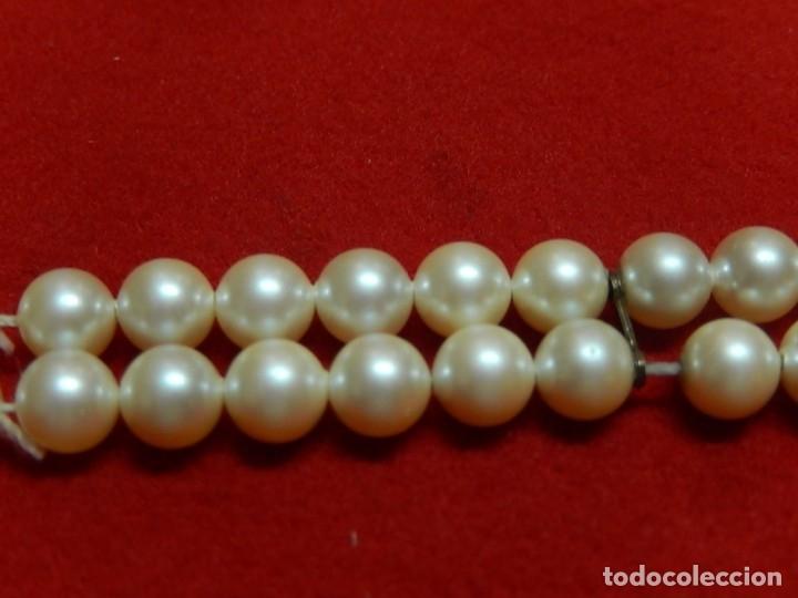 Joyeria: Pulsera de perlas, plata y coral. - Foto 17 - 174535698
