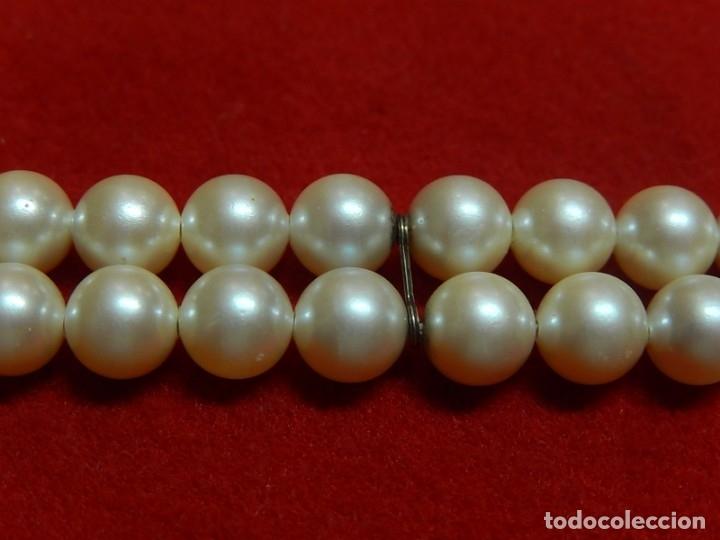 Joyeria: Pulsera de perlas, plata y coral. - Foto 19 - 174535698