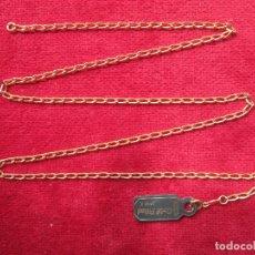 Joyeria: CADENA DE ORO GOLD FILLED 14/20 KLTS.GILCO. Lote 174576607