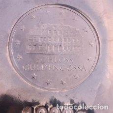 Joyeria: 1LINGOTE DE COBRE DE, 1 KILO. ACUÑADO EN REFINERÍA ALEMANA. Lote 175325379
