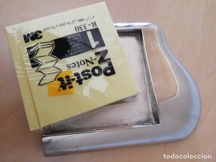 Joyeria: Soporte para post it de plata de ley de la tarjeta platinum de American express - Foto 4 - 175921379
