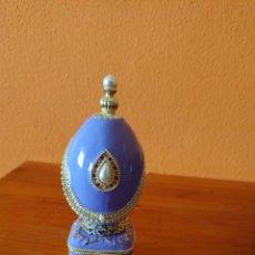 Gioielleria: HUEVO FABERGE DE KEREN KOPAL EN CAJA Y CERTIFICADO. Lote 176815995