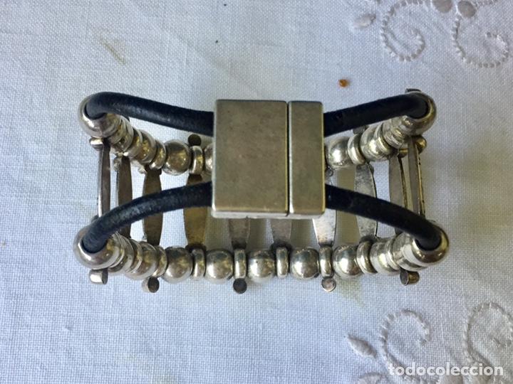 Joyeria: Brazalete vintage de plata - Foto 8 - 177050687