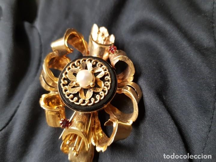 Joyeria: Broche oro filigrana - Foto 2 - 177786904
