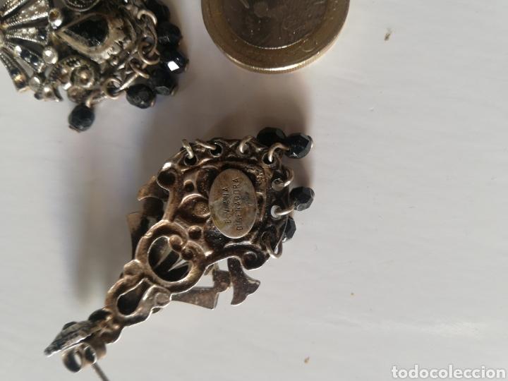 Joyeria: Pendientes de plata firmados e. Viana diseñadora - Foto 2 - 178687833
