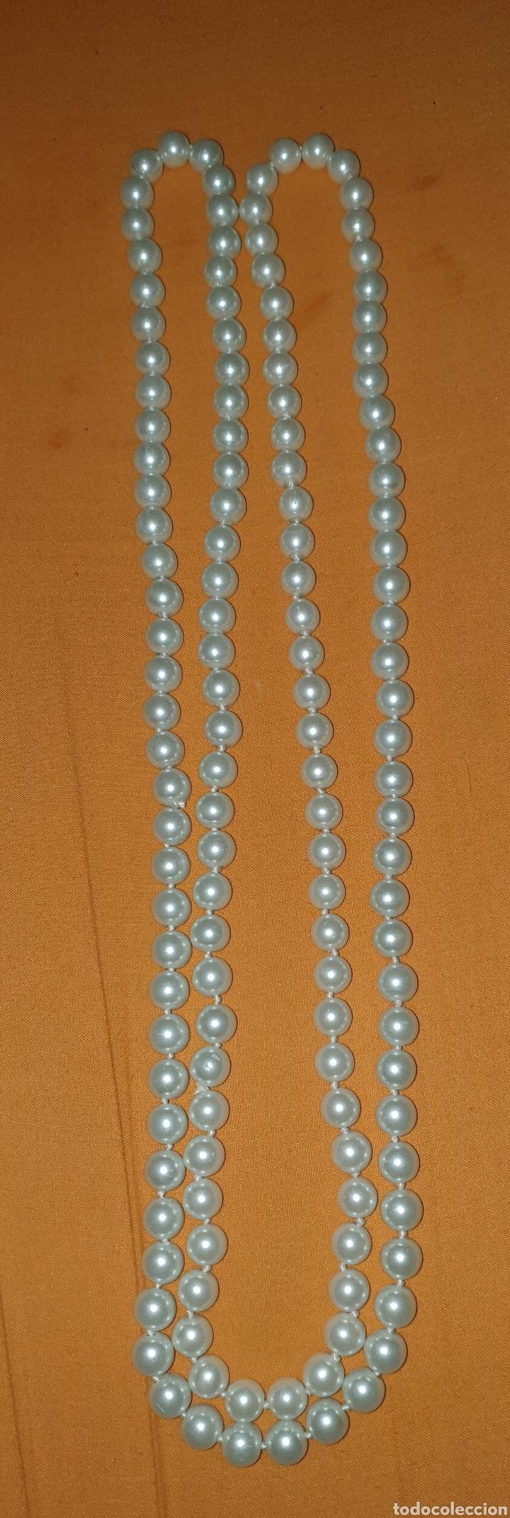 Joyeria: Enorme y precioso Collar de perlas cultivadas de 140 perlas redondas - Foto 2 - 178830835