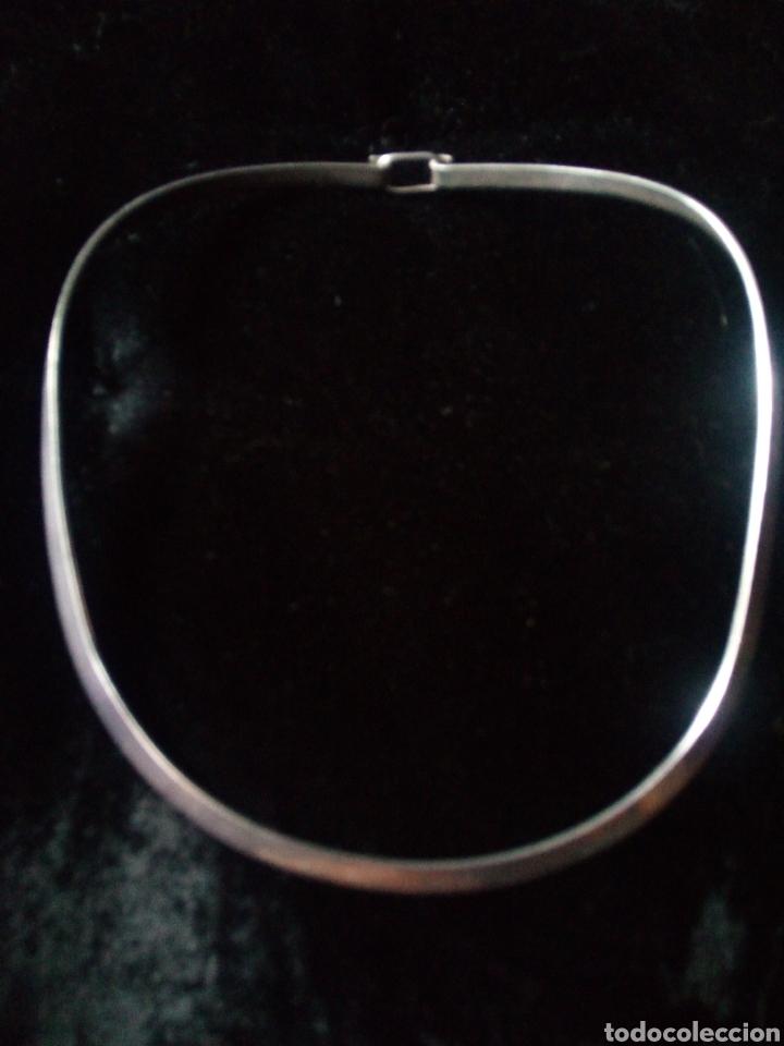 Joyeria: GARGANTILLA plata 925 RIGIDA - Foto 4 - 178885322