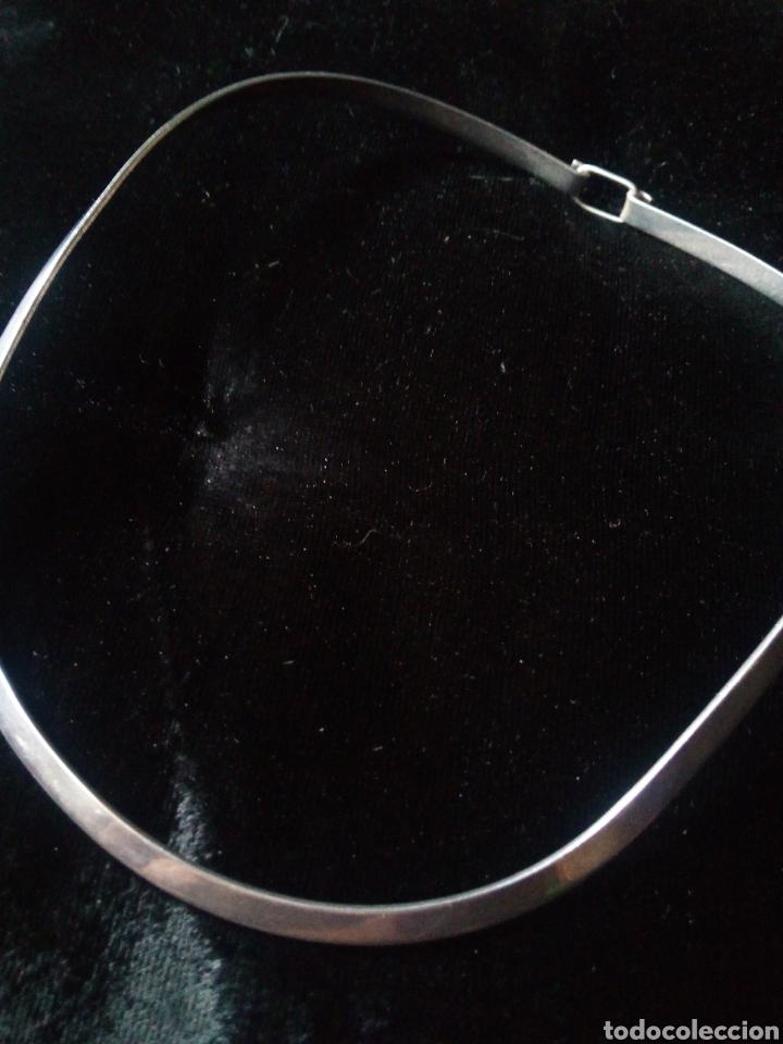 Joyeria: GARGANTILLA plata 925 RIGIDA - Foto 7 - 178885322