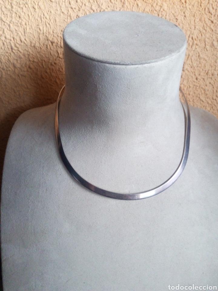 Joyeria: GARGANTILLA plata 925 RIGIDA - Foto 8 - 178885322