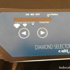 Joyeria: COMPROBADOR DE DIAMANTES DIAMOND SELECTOR III CULTI. Lote 179148215
