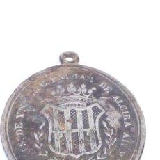 Joyeria: COLGANTE DE PLATA. Lote 179181225