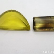 Joyeria: 2 PCS CITRINO - 66.01 CT. Lote 179182235