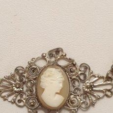 Joyeria: EXCELENTE GARGANTILLA FILIGRANA 1880/1910.VICTORIANA. Lote 179201060