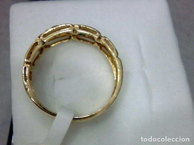 Joyeria: anillo oro 18 kl - Foto 2 - 179217810