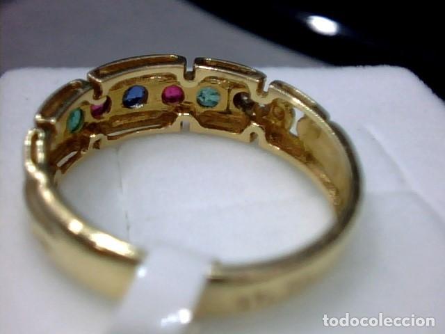 Joyeria: anillo oro 18 kl - Foto 6 - 179217810