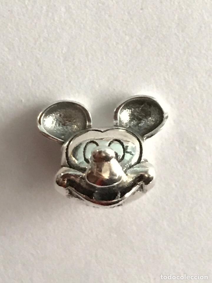 Joyeria: Cuenta charm bola pandora plata 925 disney Mickey mouse - Foto 3 - 180105185