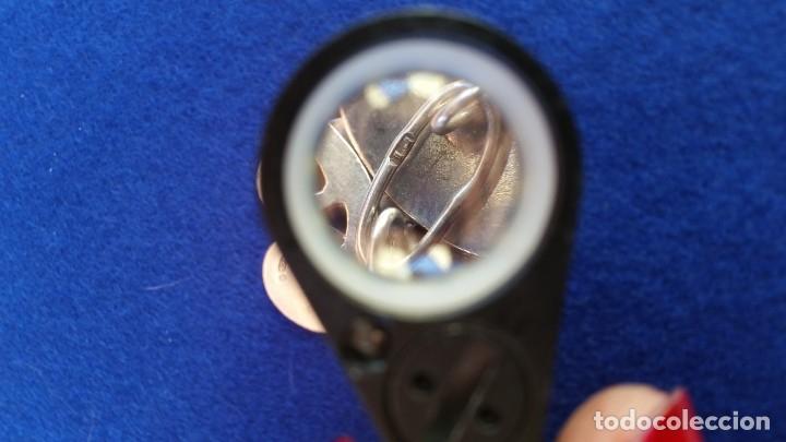Joyeria: Gemelos Vintage de plata contrastada Orfebre FT. Malta. - Foto 12 - 180130852
