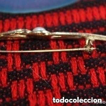 Joyeria: BROCHE DORADO CON PERLA - Foto 2 - 181478751