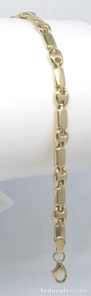 Joyeria: Pulsera de oro de 9Kt - 4.73g. - Foto 2 - 183471986