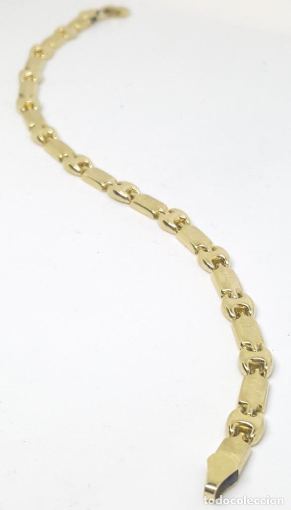 Joyeria: Pulsera de oro de 9Kt - 4.73g. - Foto 5 - 183471986