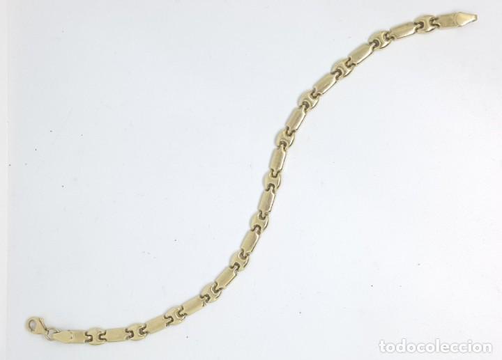 Joyeria: Pulsera de oro de 9Kt - 4.73g. - Foto 6 - 183471986