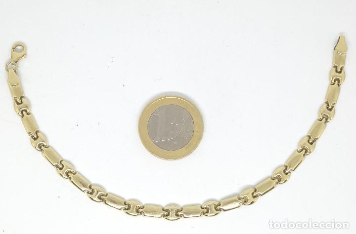 Joyeria: Pulsera de oro de 9Kt - 4.73g. - Foto 8 - 183471986