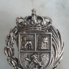 Joaillerie: PIN DE PLATA AYUNTAMIENTO DE LA MUELA 4 GR APROX. Lote 183531162