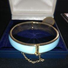 Joyeria: ANTIGUO BRAZALETE BLUE. Lote 183697137