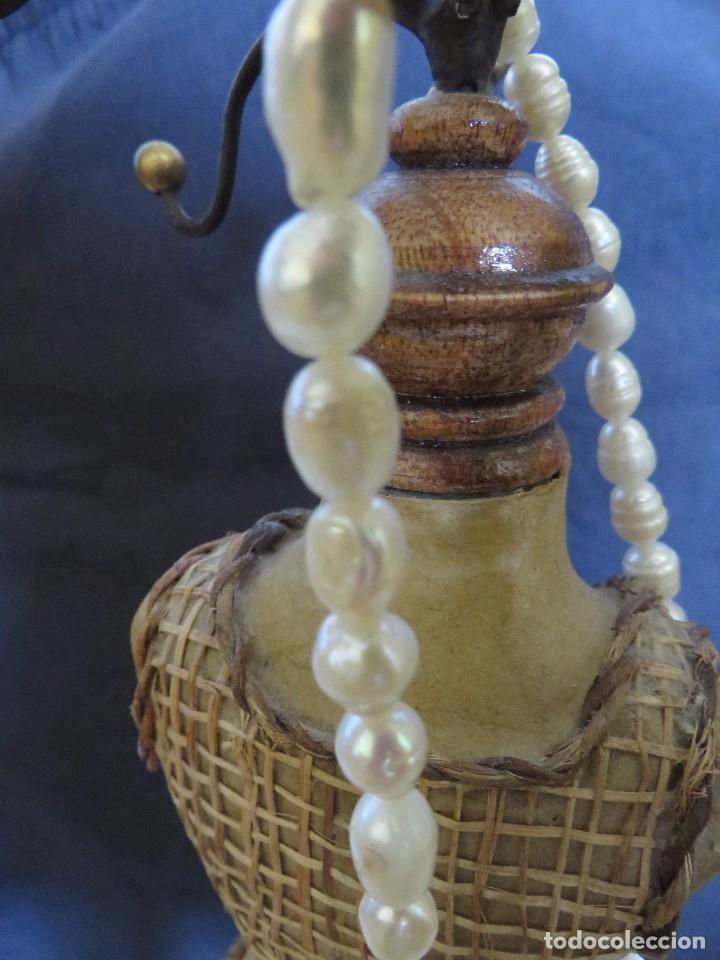 Joyeria: Collar y pulsera de perlas del rio - Foto 2 - 183778360