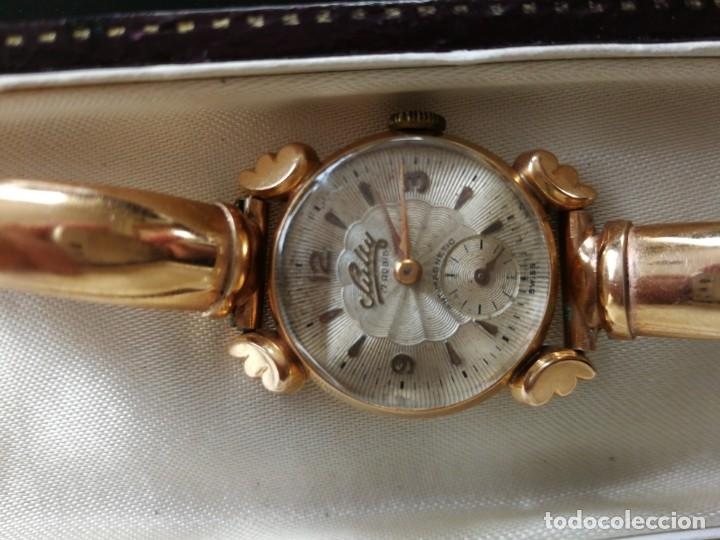 Joyeria: Reloj ArtDeco oro 18 kilates Sully - Foto 2 - 183813883
