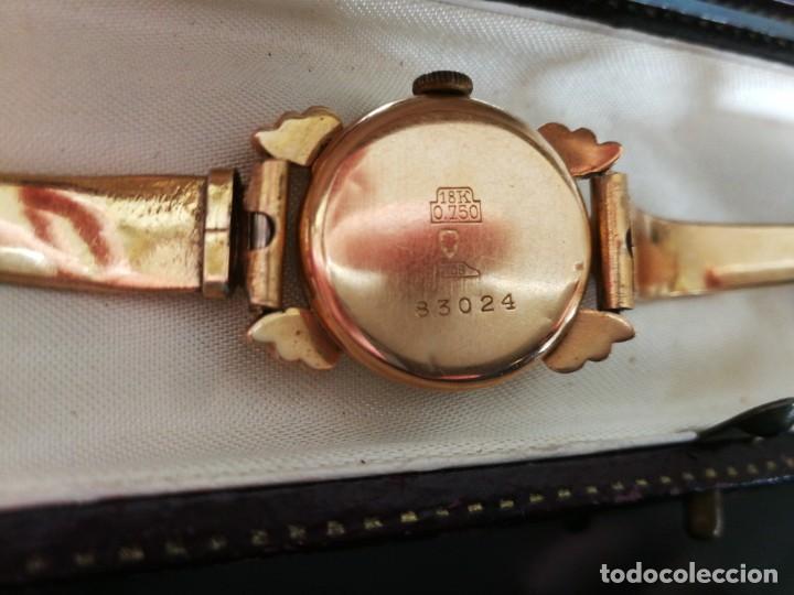 Joyeria: Reloj ArtDeco oro 18 kilates Sully - Foto 3 - 183813883