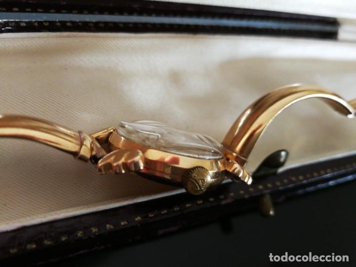 Joyeria: Reloj ArtDeco oro 18 kilates Sully - Foto 5 - 183813883