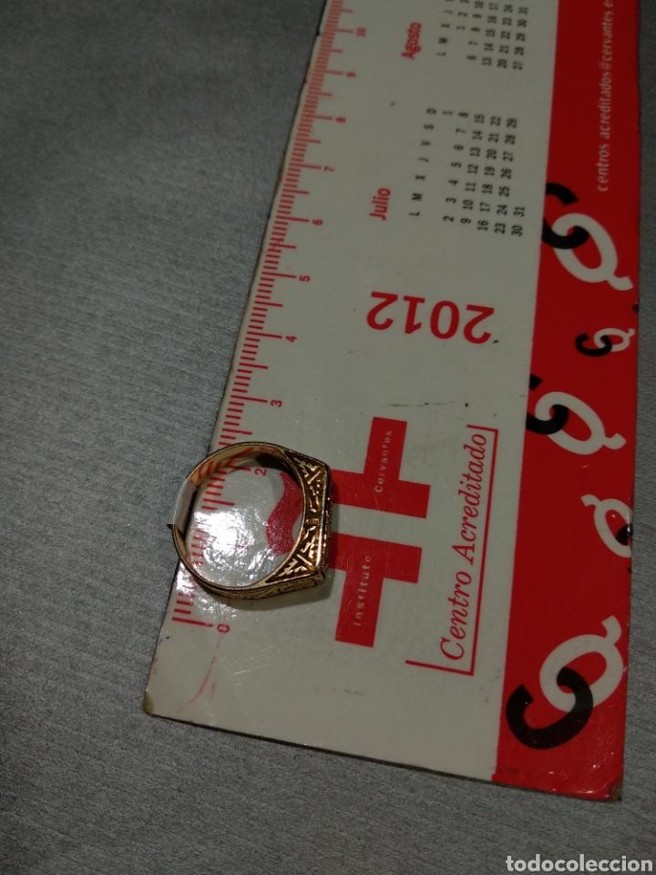 Joyeria: Sortija de oro y diamantes - Foto 3 - 184523893